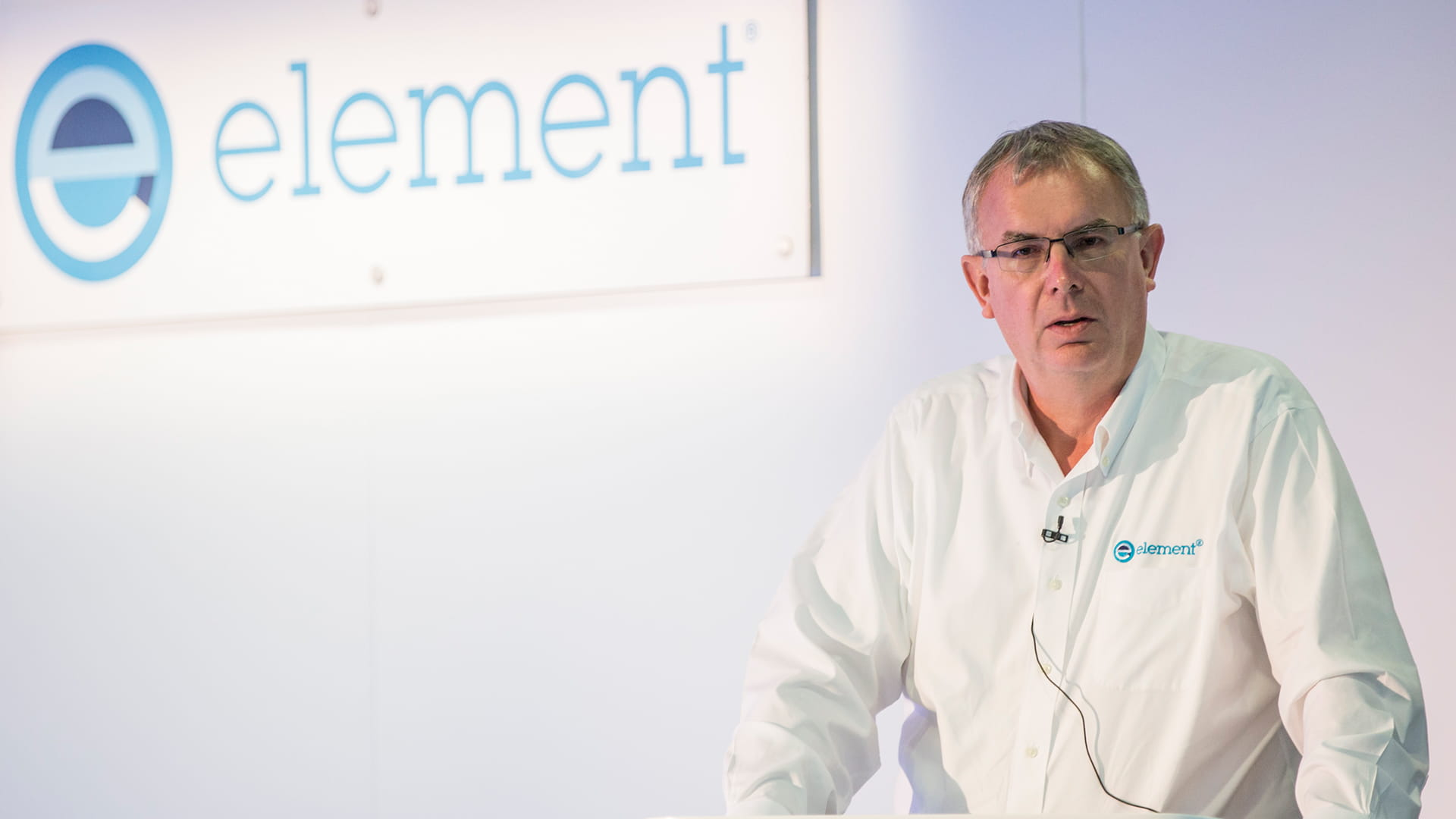 Element Global Testing and Approvals Conference Charles Noall