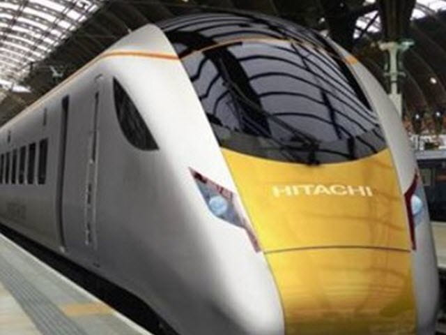 Hitachi Rail Europe case study