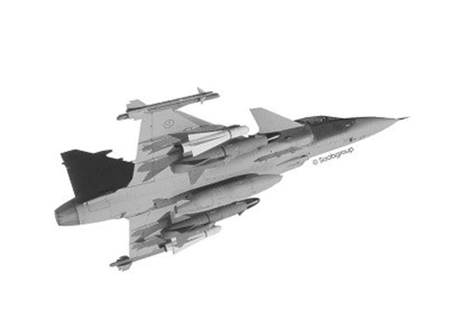 Saab Grippen Fighter case study