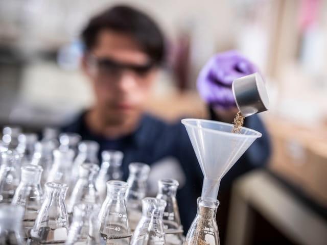 碳氢化合物的测试