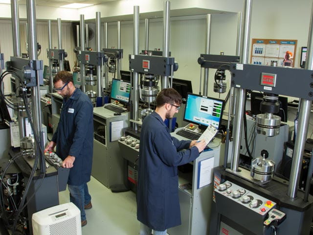 Fatigue Testing Services Lab