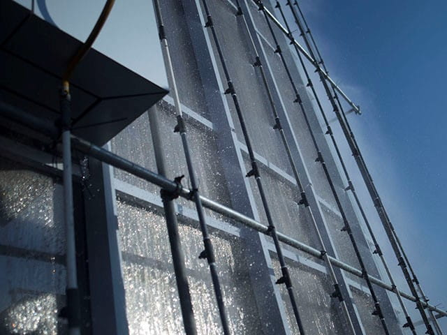 Wall Systems and Air Barrier Testing