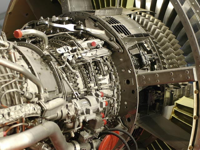Vibration and Windmilling Testing of Aircraft Engines